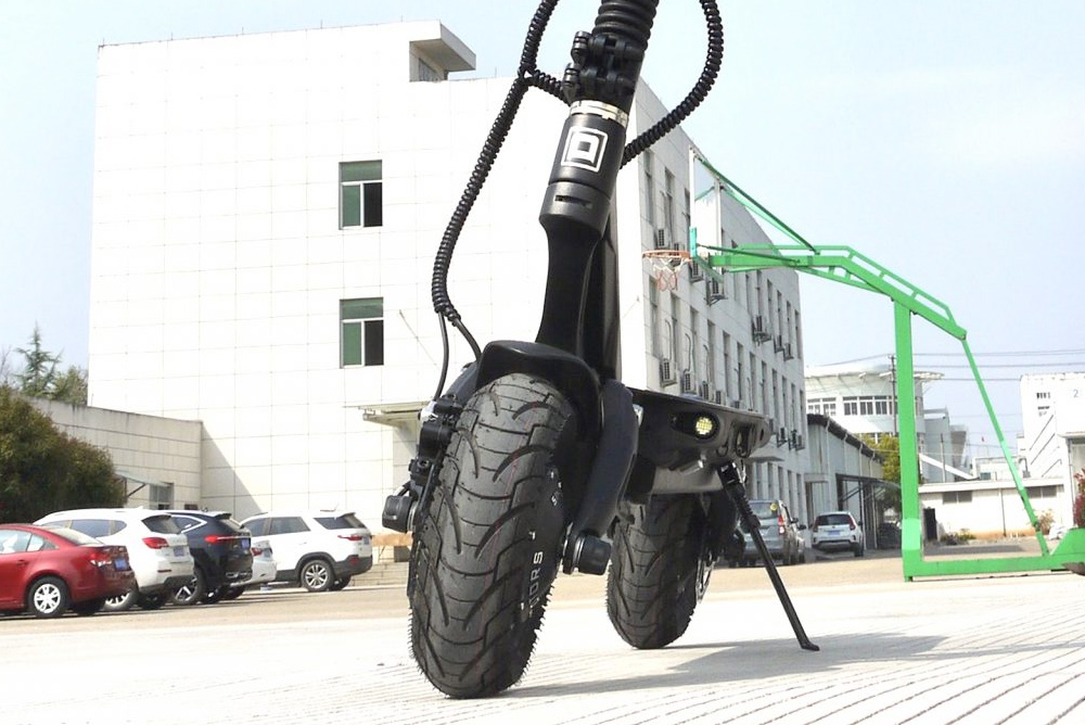 Dualtron Victor Electric - Top Front Tires