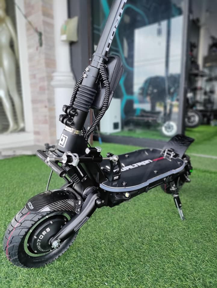Speed Damper - Dualtron Victor Electric Scooter Modded by Scooter Mania