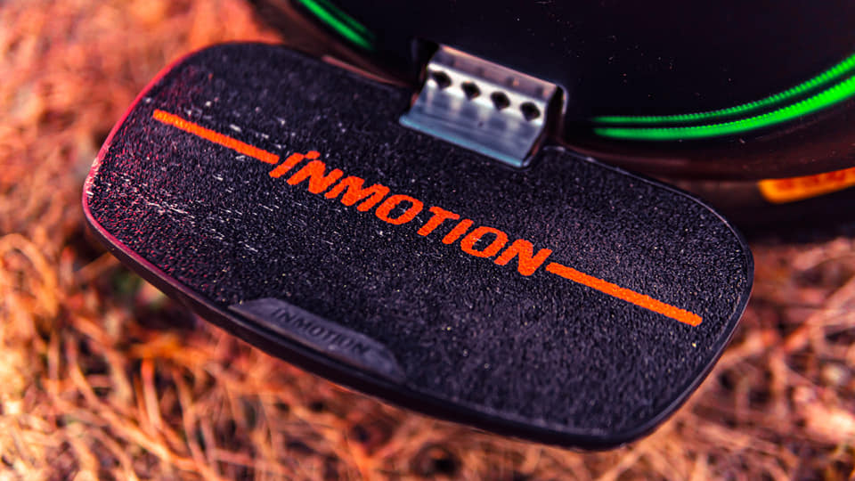 Inmotion V12 Electric Unicycle Pedals
