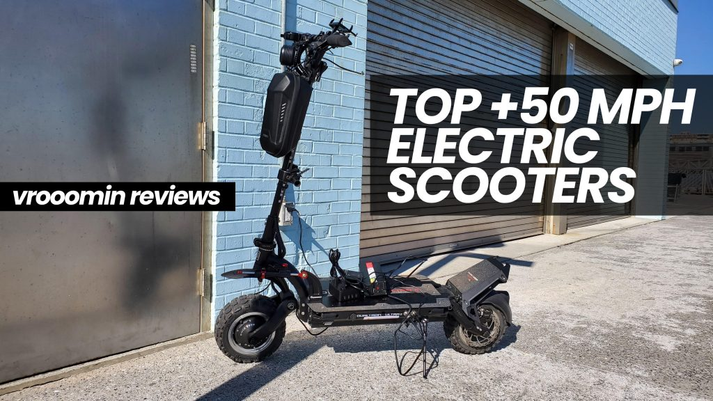 Dualtron Ultra 2 Electric Scooter