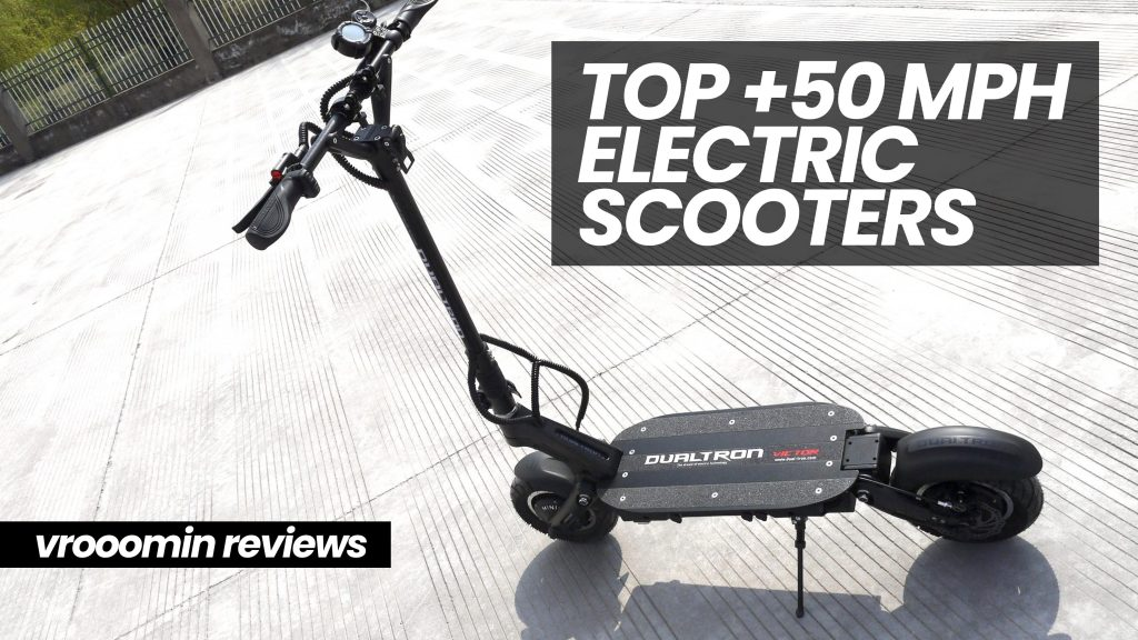 Dualtron Victor Electric Scooter