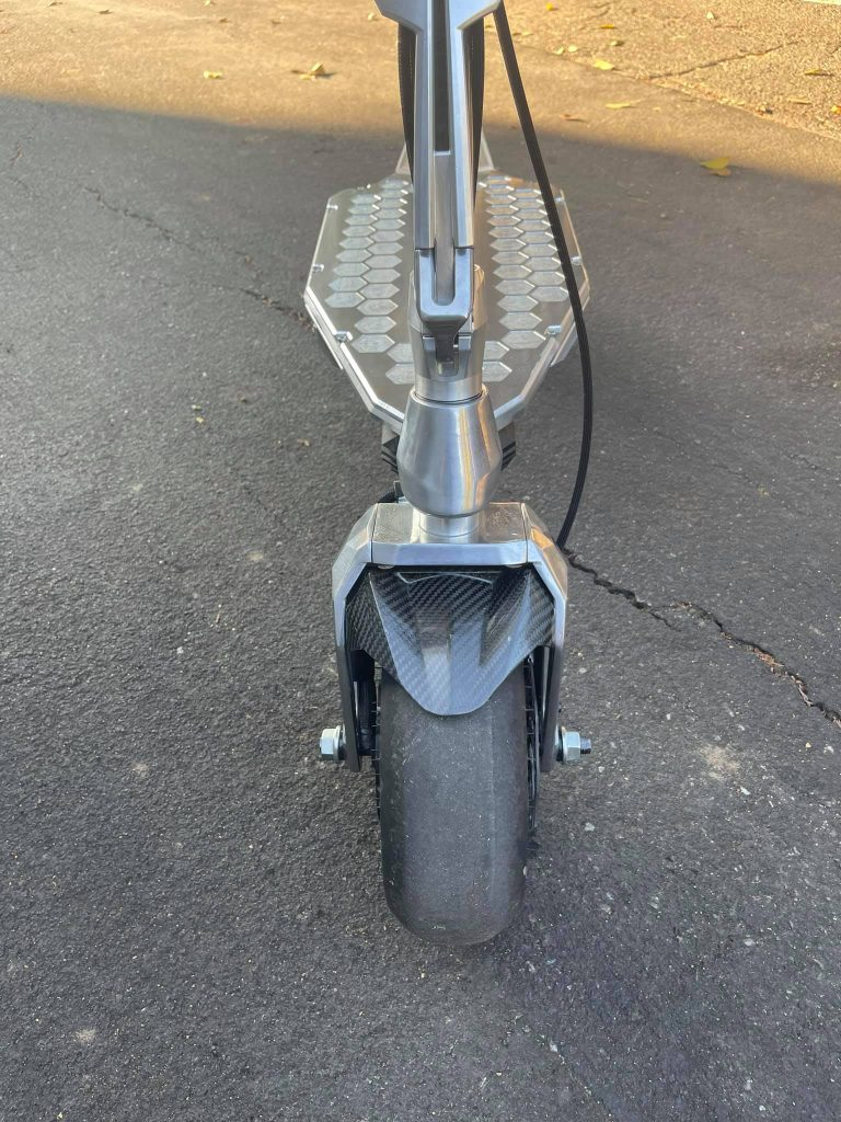 Rion Apex Electric Scooter Front