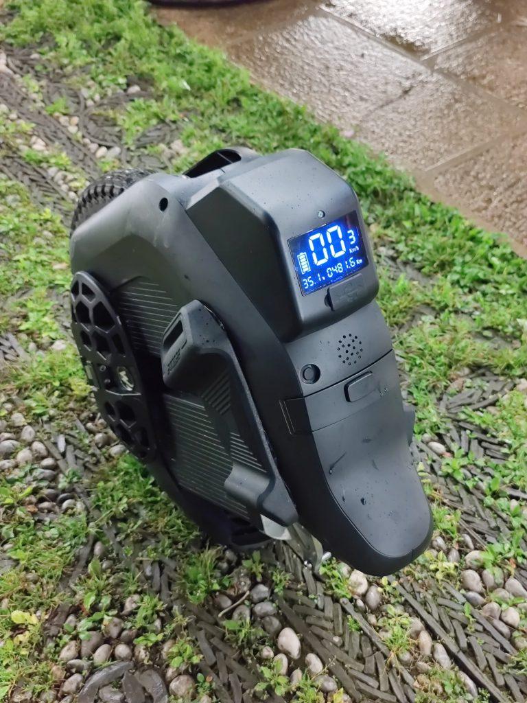 Begode Hero Suspension Electric Unicycle - Dash