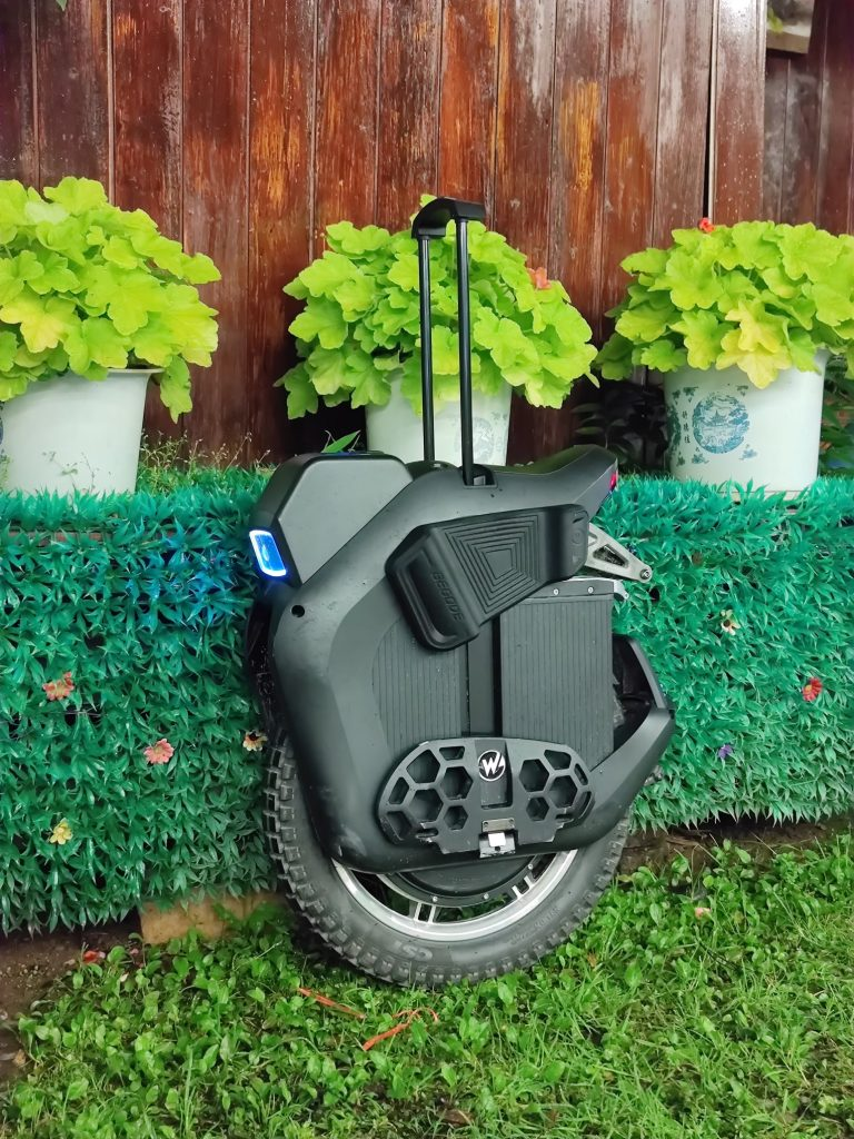 Begode Hero Suspension Electric Unicycle - Trolly
