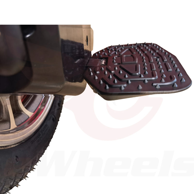 Veteran Abrams Electric Unicycle - Pedals