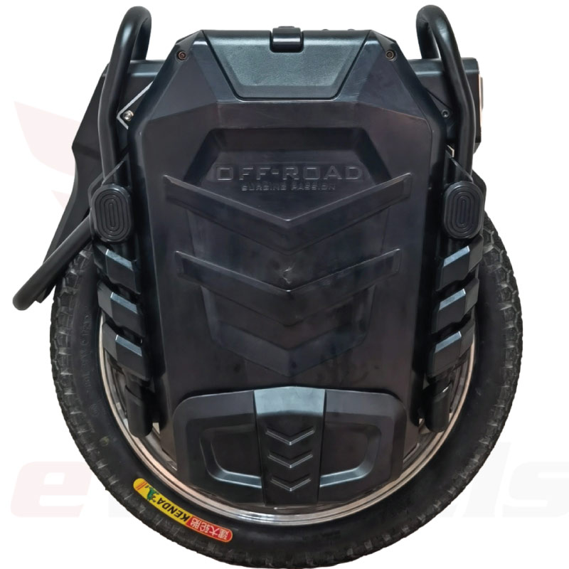 Veteran Abrams Electric Unicycle - Side
