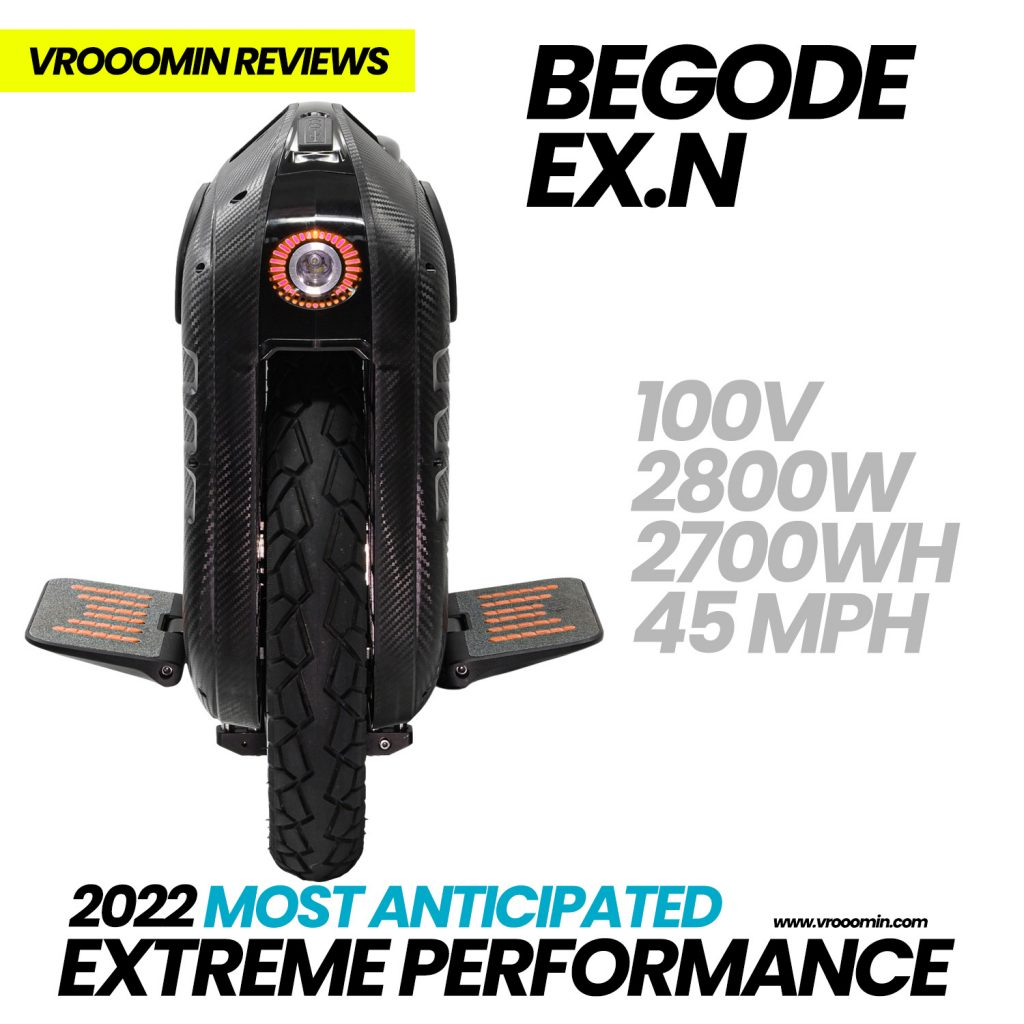 Begode Ex.N Electric Unicycle