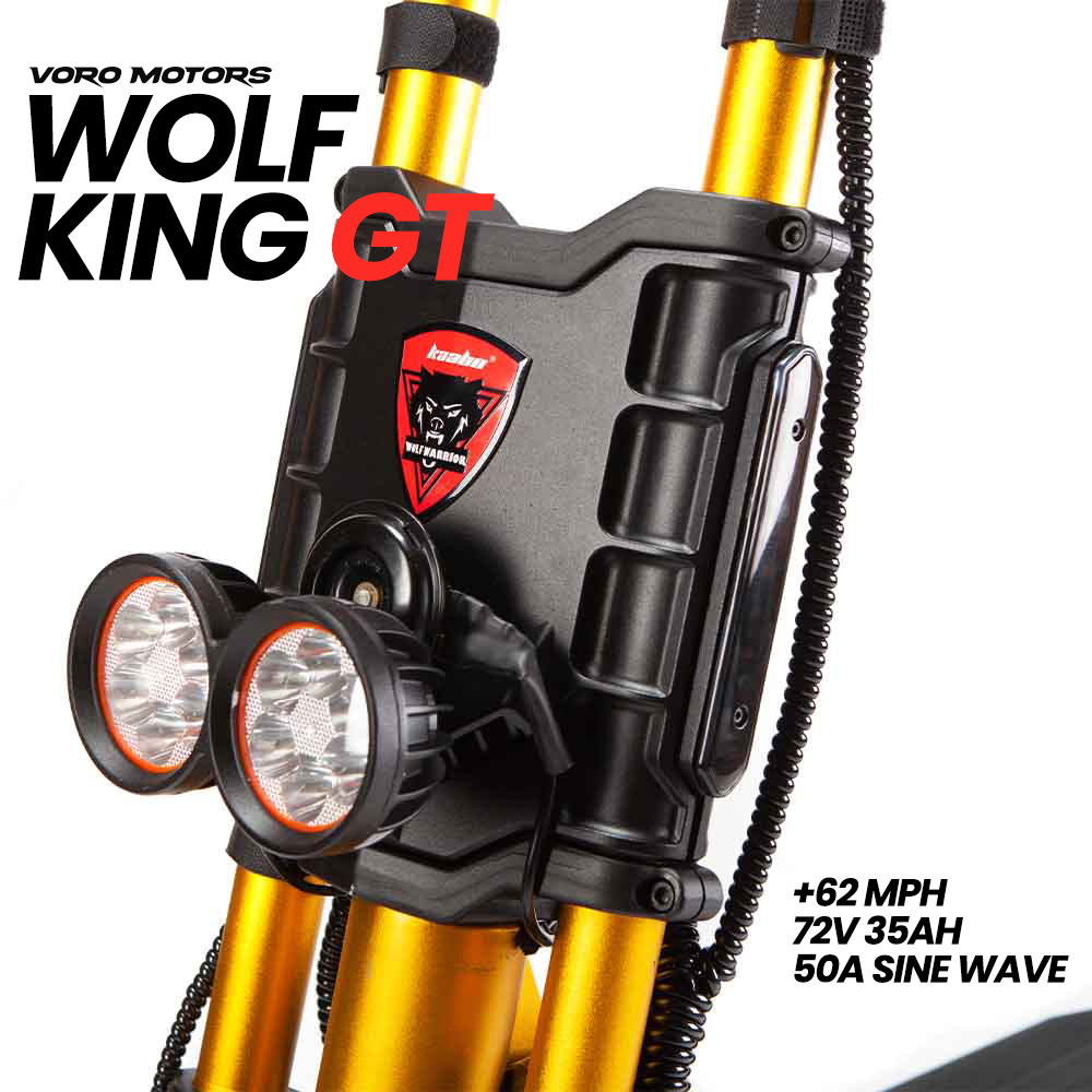 Wolf King GT Electric Scooter - Controller